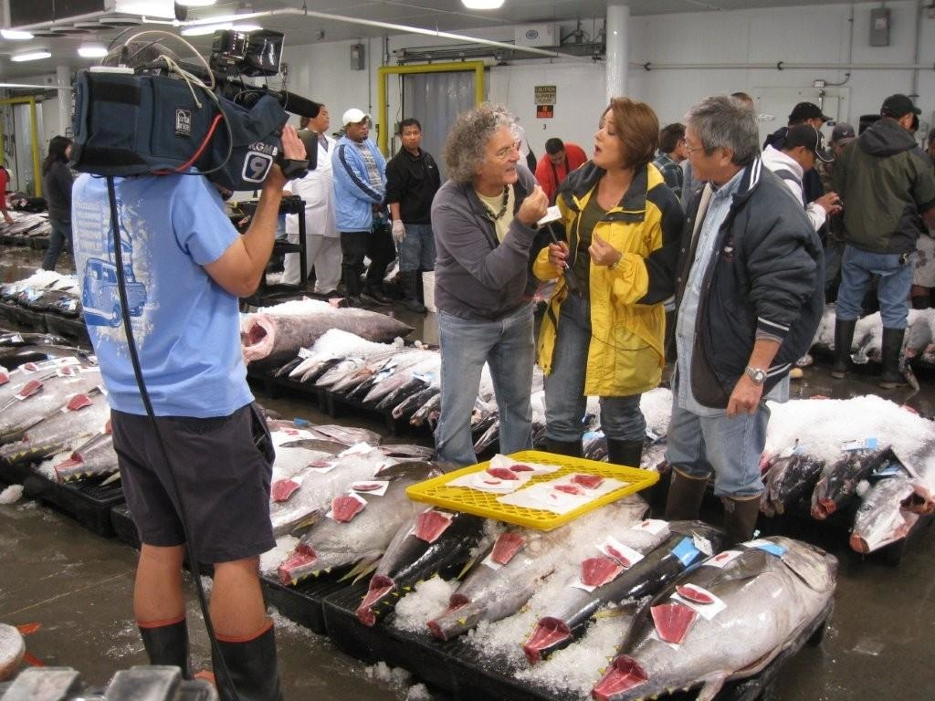 honolulu fish auction with chef mavro kgmb9 tv chef mavro