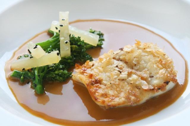 Chef Mavro popular flounder recipe