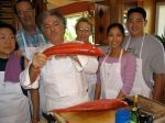 Chef Mavro cooking class